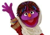New muppet on Sesame Street in Afganistan