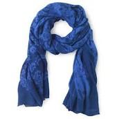 Bryant Park Scarf - blue