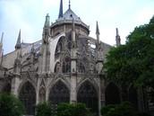 Located in fourth arrondissement of Paris, France