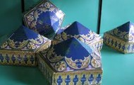 Chocolate Frog Boxes