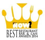 Kindly find below the Restaurants that have registered for BALI Best Restaurant, Bar & Cafe Awards 2014