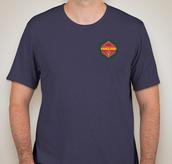 Your New Vanguard T-Shirt