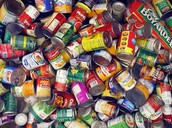Collect canned food