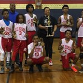 """Congrats Hughes 7 & 8 BasketBall Allstars"""