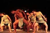 Παραδοσιακός Αφρικανικός Χορός