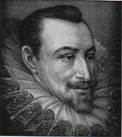 Portrait of Edmund Spenser