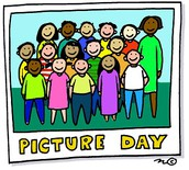 Wednesday, October 26 is Picture Day