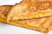 El Sándwich Tostado de Queso