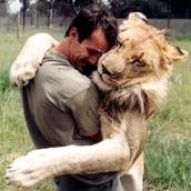 Kevin Richardson (Lion Whisperer)