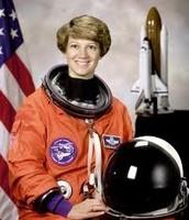 Eileen Collins 2000