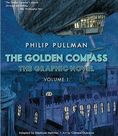 Golden Compass Graphic Novel by Philip Pullman