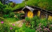 Where do Hobbits live?