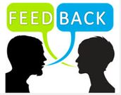 Schedule a time to give feedback
