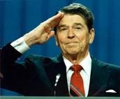 Presidents Reagan