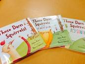 Those Darn Squirrels by Adam Rubin; illustrated by Daniel Salmieri