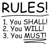 Establish rules and regulations