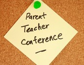 Parent Teacher Conferences Are Coming!