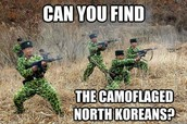 Horrible Camo Dudes