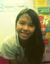 ¡Hola! Me llamo Ong Chu Wen pero mi apodo es Abril. ¡Yo estoy muy bien!