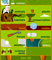 Science Categories