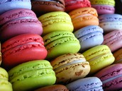 our little bakery sells the best macaroons in town!