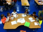 Guided Reading Groups.