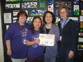 SeJin Lee - April's Boomerang Winner