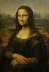 Leonardo Da Vinci's World Famous Mona Lisa