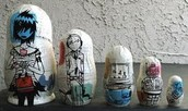 Anime matryoshka