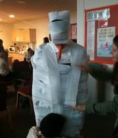 'Build a Snowman' at BBA