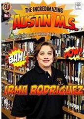 Irma Rodriguez, Librarian