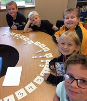 Domino Math Facts