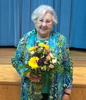 Holocaust Survivor Visits HGMS