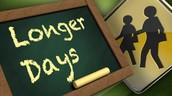 Shorter school days