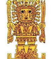 Inti (The Sun God)