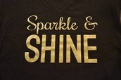 Sparkle and Shine Vision