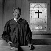 Reverend Sykes