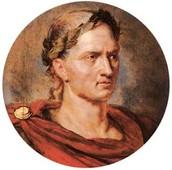 Painting of Gaius Julius Ceasar