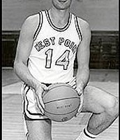Coach K in his playing days