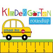 Kindergarten Round Up : May 2 - May 6