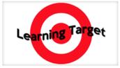 Learning Target Reminder