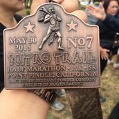 Nitro Trail Race/Walk/Jog/Run