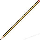 Gelbe Bleistift