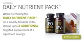 Customize your Supplements and Save