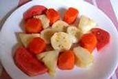 fruto mezclado
