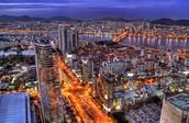 Urbanization increasing every second