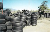 Tire Recycling Devices - Processing 40 Thousand Tires Per Hour