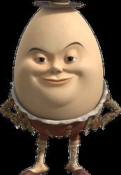 Humpty Dumptys incedent