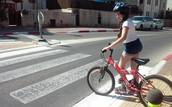 חצייה נכונה עם האפניים