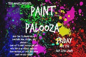 Terp Moves Presents: Paint Palooza
